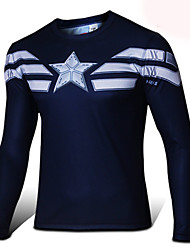 cosplay captain america vêtements