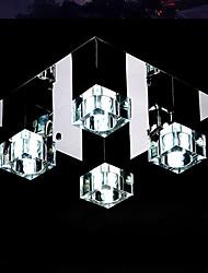 Metal - Lámparas Araña - Cristal - Moderno / Contemporáneo