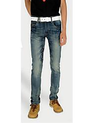 Men's Straight Stretch Jeans