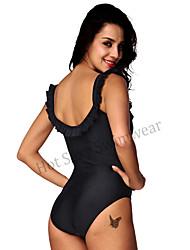 Drop Ship mulheres sexy terno de natação, beachwear de uma peça, nova chegada one-peças Fatos de banho, as mulheres swimwear varejo