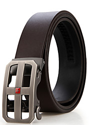SWISSGEAR® Mens Big and Tall Journeyman Belt