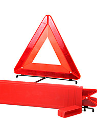 RUNDONG® Car International Reflective Triangle Warning Sign