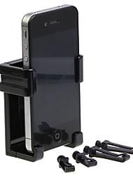 carro titular retrátil telefone, tomada carro titular do telefone celular (5.8-8.5cm)