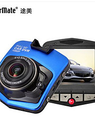 Car DVR Screen Size Video Resolution Wide Angle FeaturesE300