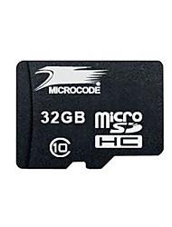 Microcode digitale 32GB Class 10 Mikro-Sd SDHC TF-Karte Geschwindigkeit echte