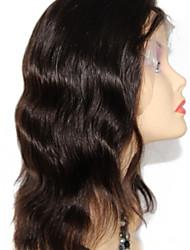 Full Lace Wig Brazilian Virgin Hair Body Wave Lace Wigs Glueless Full Lace With Baby Hair Human Hair Wigs