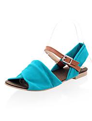 Lobo Women's Shoes Flat Heel Flat Sandals