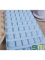 Fashion Hot 48 cavities Free Shipping Ice Mold Cooking Tools Ice Cream Mould Ice Cube Tray (Random Color)