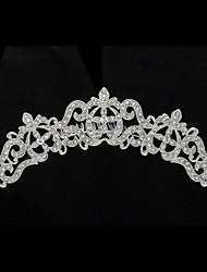 Alloy Rhinestone Hair Combs Tiaras Wedding/Party Daily 1pc