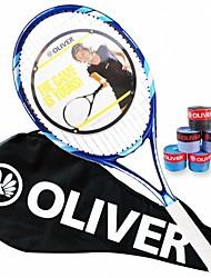 Las raquetas de tenis ( Como en la foto , Aleación de aluminio y carbono ) - Impermeable/Buena aerodinámica/Alta elasticidad/Durabilidad