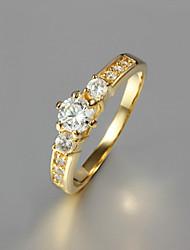 partido anillos de moda anillo declaración de latón para las mujeres 2015 de la joyería más vendido
