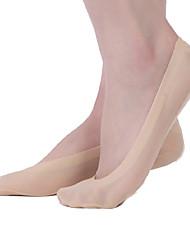 Women's Summer Ice Silk Footed Sock