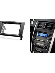 Car Radio Fascia for MERCEDES BENZ A B Class Vito Viano Facia Trim CD Dash Kit
