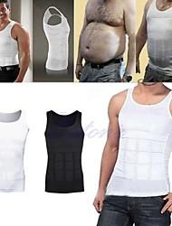 """u95 """"2014 neue Männer Körper schlank Bauch Shaper Weste Bauch Taille Gürtel Shirt Shapewear Unterwäsche"""