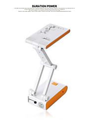 688 llevó la carga plegable lámparas de estudio-protección para los ojos lámparas de escritorio