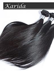 Человека ткет Волосы Перуанские волосы Прямые волосы ткет
