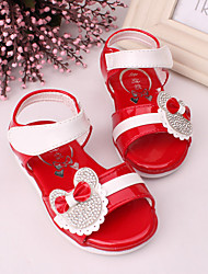 Baby Shoes Dress/Casual Sandals Red