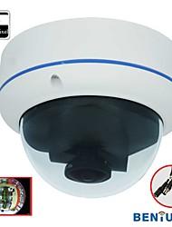 IP Camera All'aperto - Mini - Impermeabile/Dual Stream/Accesso Remoto