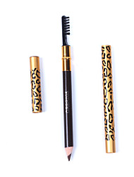 pro minuteness impermeável leopardo líquido maquiagem delineador caneta lápis de sobrancelha