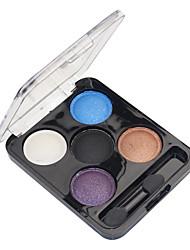 5 Normal Eyeshadow Matte/Shimmer Powder