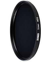 zomei 72 milímetros ND2 1 paragem nd densidade neutra filme digital de filtro da lente da câmera