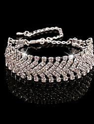 Party/Casual Western Style  Fashion High End Alloy Link/Chain Bracelet