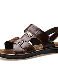 Men's Sandals Casual Leather Sandals More Colors available