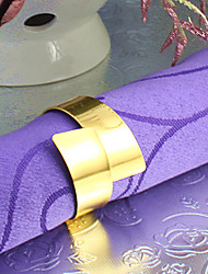 6Pcs Spiral Napkin Ring