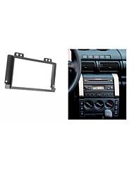 Car Radio Fascia for LAND ROVER Freelander CD DVD Stereo Facia Install Trim Kit Panel Plate