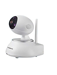 TYCOCAM TY-8100W Mega Pixel Wireless IP PTZ Camera, with Alarm Detectors ,Motion Detection, Day/Night and Mobile Access