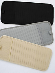 sacchetti borsa non tessuto di immagazzinaggio del supporto auto cd visiera cd (12 confezioni colori assortiti)