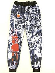 Women's Michael Jordan 3D Print Fashion Sweatpants