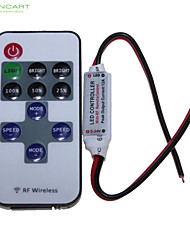 Strip Light 72W / 144W Dimmable/Infrared Sensor Remote Switch Control Range 15 M (DC5-24V)