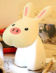 LED The Rabbit Charging Table Lamps Study Lamps Eye-Protection Lamps
