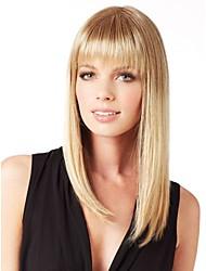 высокое качество шапки длинные прямые моно сверху человеческие волосы парики 7 цветов на выбор