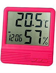 Large Screen Electronic Temperature Hygrometer