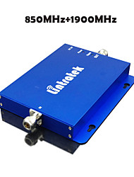 Cell Phone Signal Booster CDMA PCS Signal Repeater GSM 850Mhz 1900Mhz Dual Band Amplifier for USA, Mexico, Canada