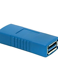 USB 3.0 Type de connecteur femelle du changeur de coupleur d'adaptateur femelle