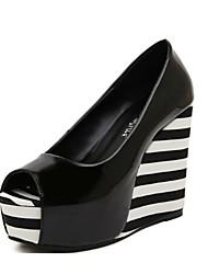 Women's Shoes  Synthetic  Wedge Heel  Wedge Heel  Sandals  Outdoor  Casual