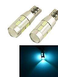 Carking™ T10-5630-10SMD LED Error Free Canbus Car Lamp(12V/2PCS)