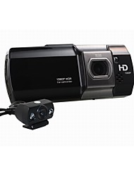Car DVR  2.7 inch 1920 x 1080 150 Degree Wide Angle/1080P/HD