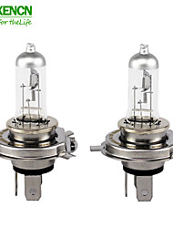 New Design H4 12V 65W 80% More Bright Type Automotive Car Bulbs for Taxi Used Halogen Headlamp