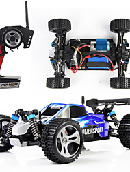 RC Car - WL Toys - 1:18 Brush Eléctrico - Buggy (de campo traversa)