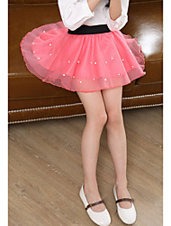 Girl's Organza Skirt , Summer