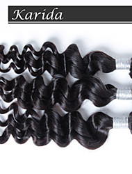 3pcs/Lot 12-30 inch Wholesale Virgin Peruvian Hair Natural Wave Hair Weave