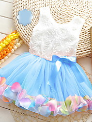 2015 Hot Sale Retail Free-Shipping Girl Fashion Dress