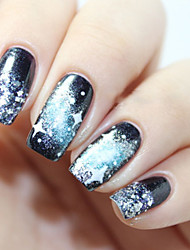 Dream Milky Way Nail Stickers