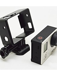 Gopro Accessories LCD Display Screen / Smooth Frame / Protective Case / Tripod / Screw / Suction Cup / Straps / Mount/HolderFor-Action