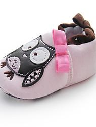 Baby Shoes - Casual - Mocassini - Tessuto - Rosa