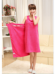 Candy Color Superfine Fiber Changed Bath Towel